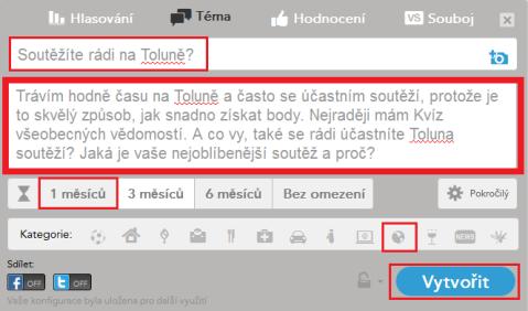 topic