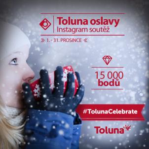 Instagram TolunaCelebrate_CZ