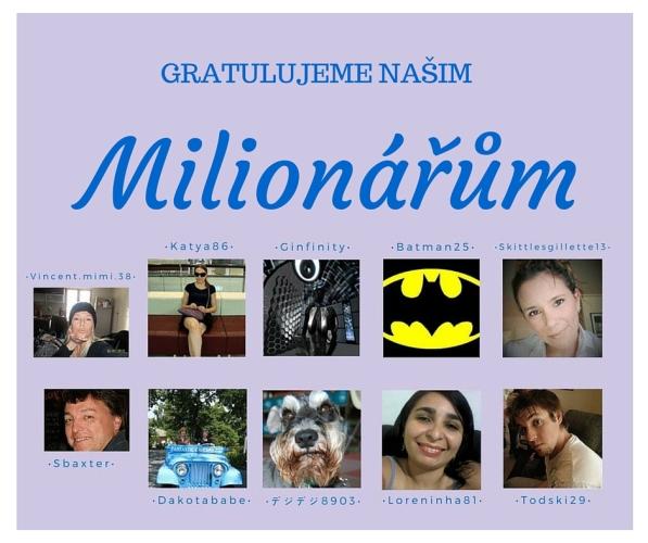 Milionářům