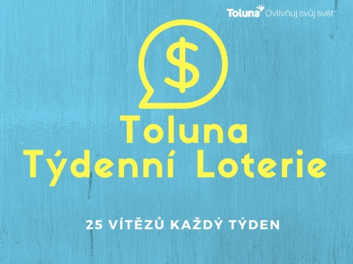 Toluna Weekly Sweepstakes